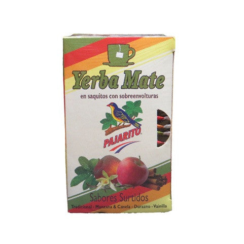 20 Assorted Flavours Tea bags