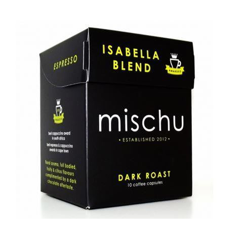 Mischu Coffee Capsules