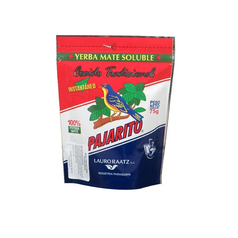 75g Pajarito Yerba Mate Powder