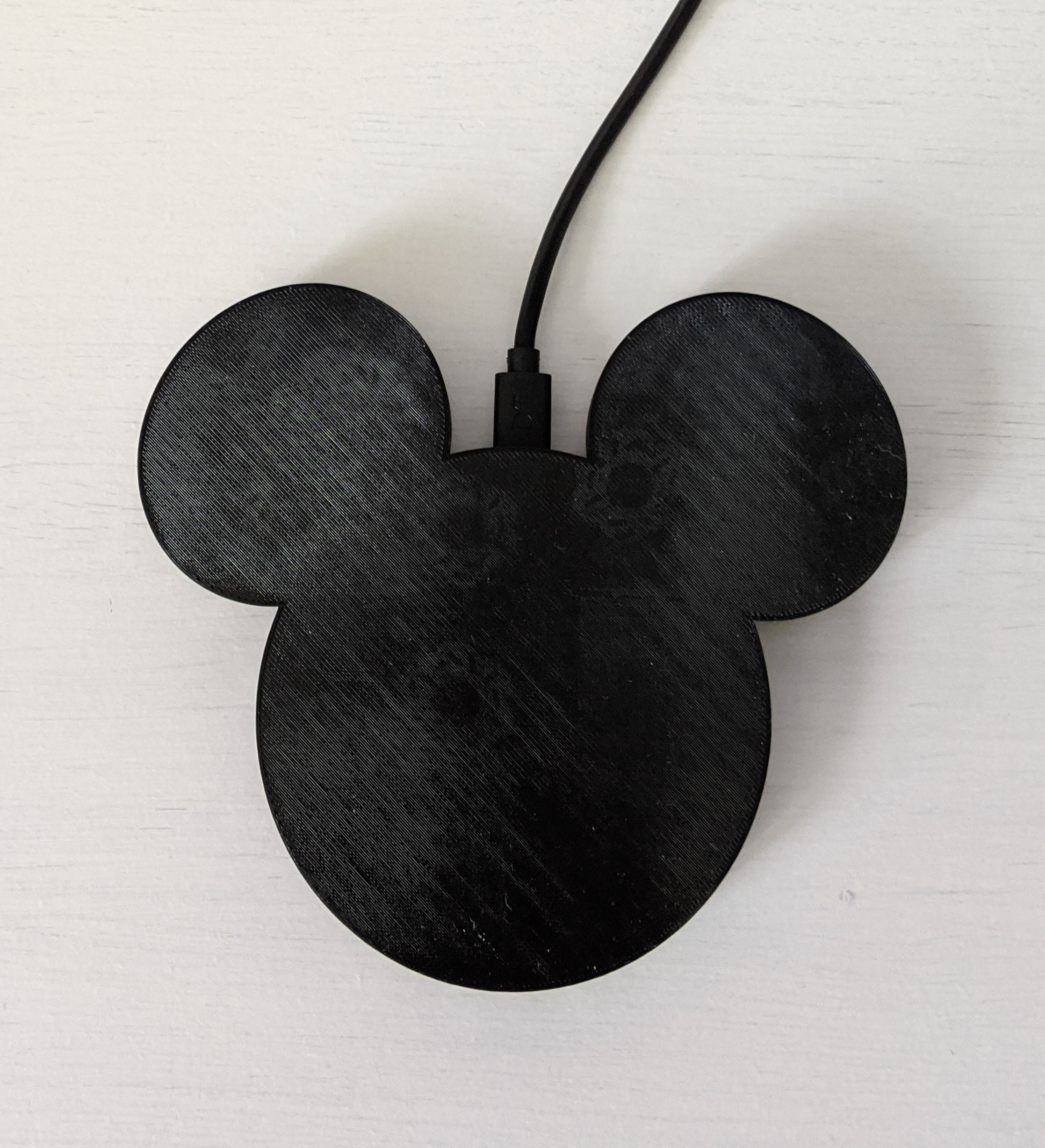 Mouse Head Wireless Charger PRE ORDER