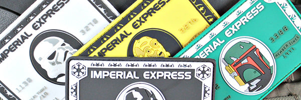 imperial express starwars morale patch