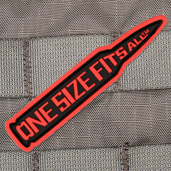 s&s precision one size fits all morale patch