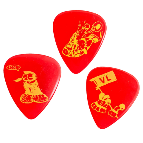 "Violent Little ""Dick Pic"" Guitar Picks - 3 Pack"