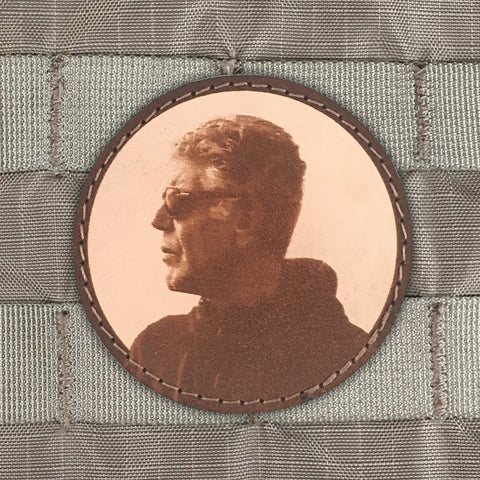 Anthony Bourdain Tribute Morale Patch
