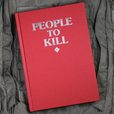 People to Kill Notebook