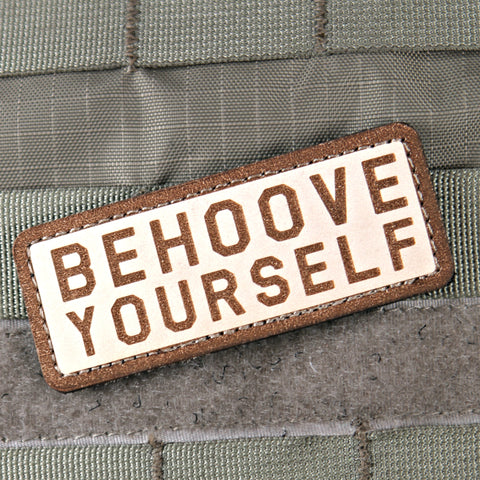 Behoove Yourself morale Patch