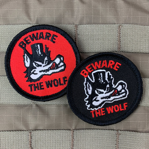 Beware the Wolf Morale Patch