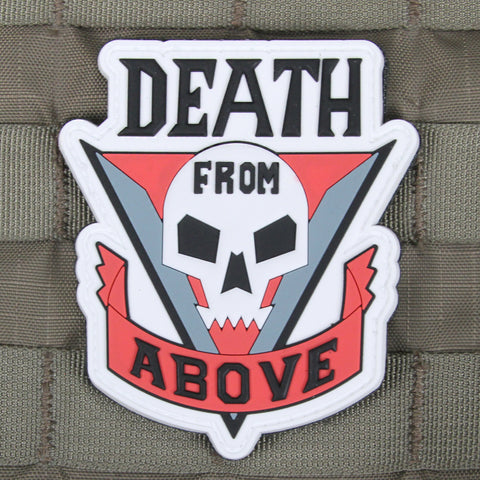 Death From Above Starship Troopers Morale Patch