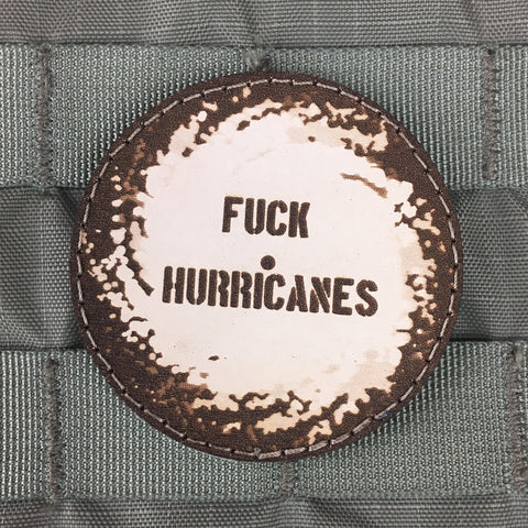 """Fuck Hurricanes"" Charity Morale Patch"