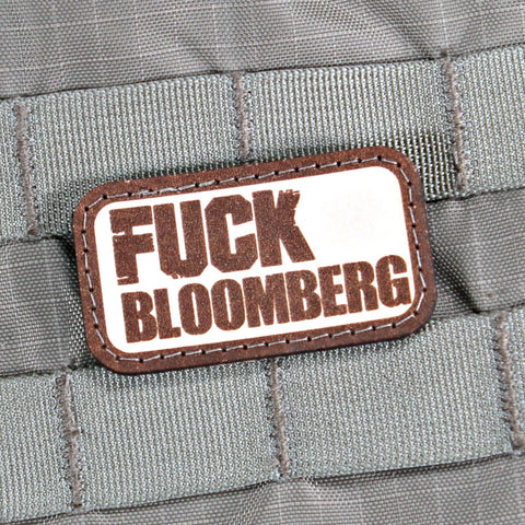 Fuck Bloomberg Morale Patch (Limited)