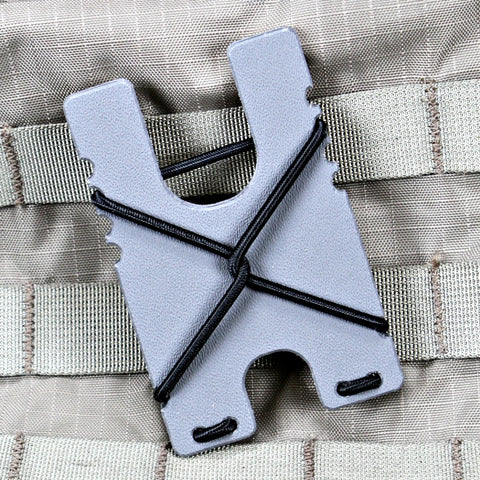 Kydex Shock Wallet - Gray