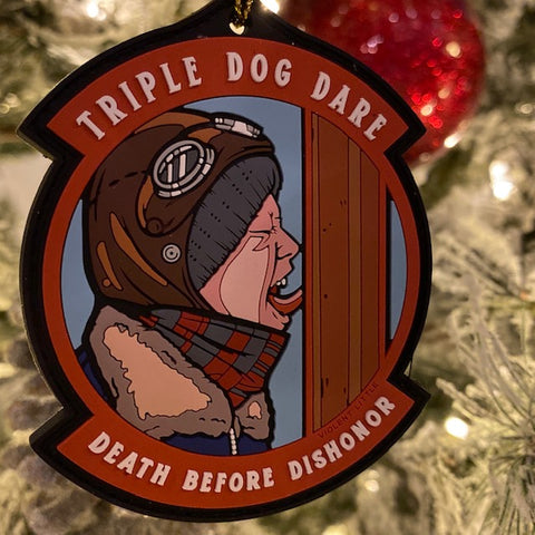 """Triple Dog Dare"" Morale Patch"