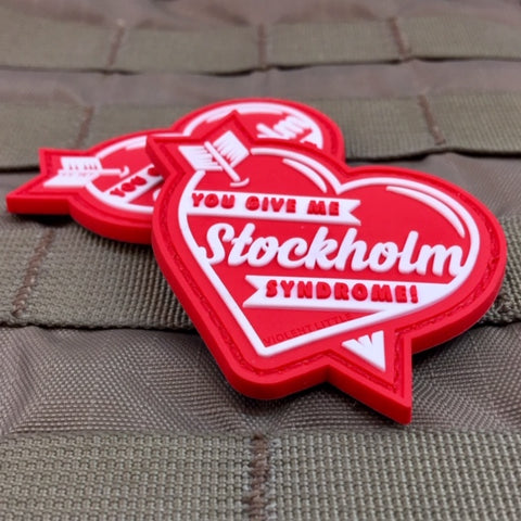 """Stockholm Syndrome"" Morale Patch"