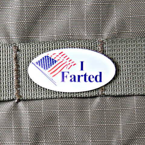 I Farted Sticker