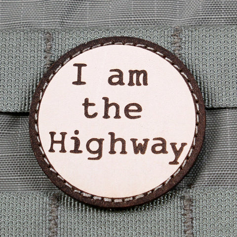 """I Am The Highway"" Morale Patch"