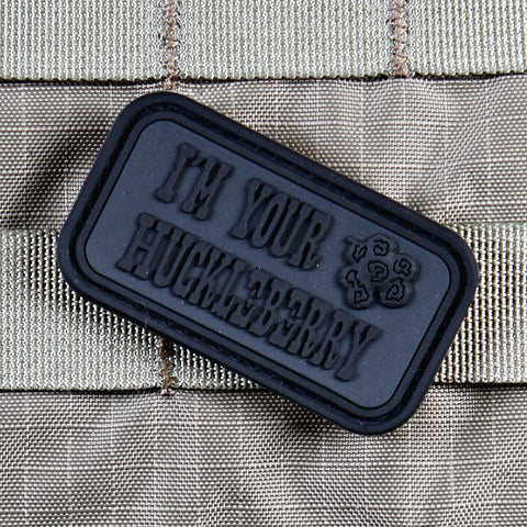 I'm Your Huckleberry Morale Patch
