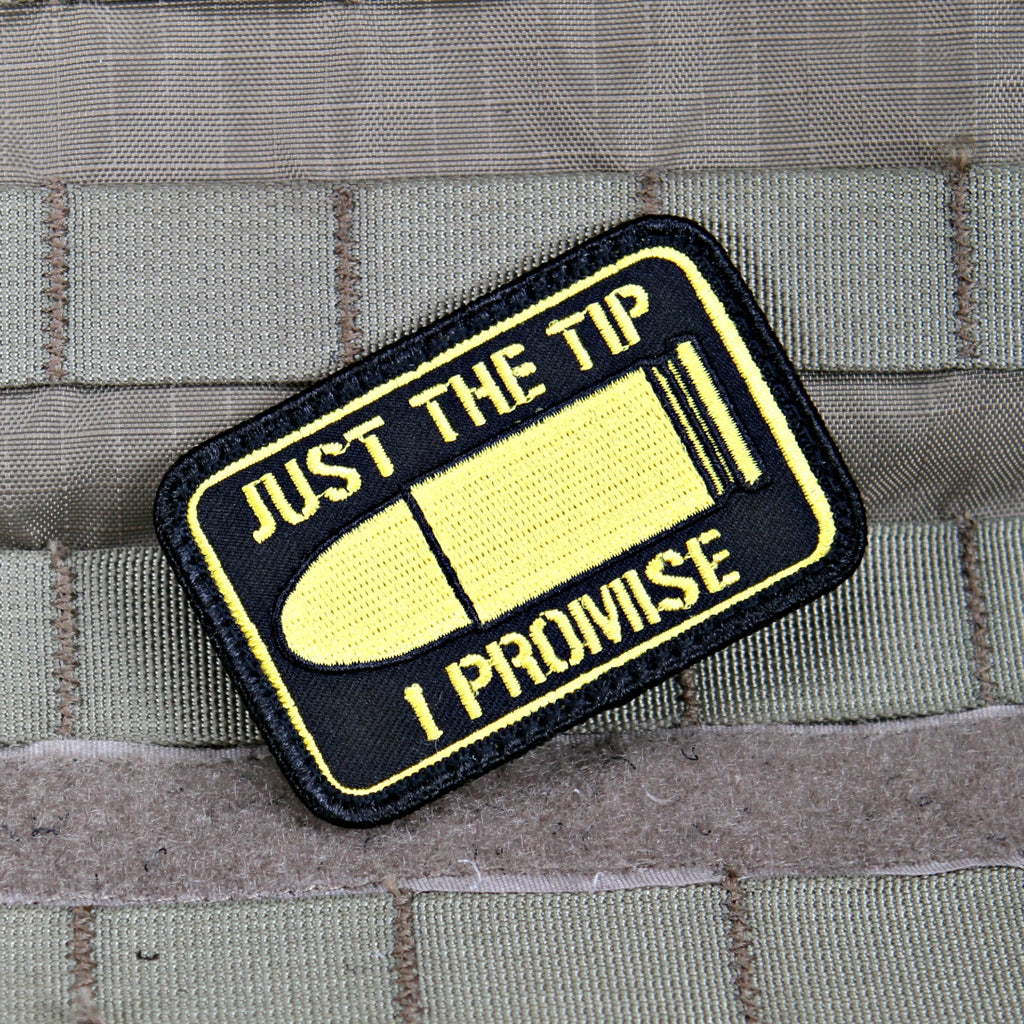 Funny airsoft patches