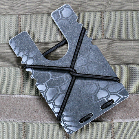 Kydex Shock Wallet -Kryptek Typhon