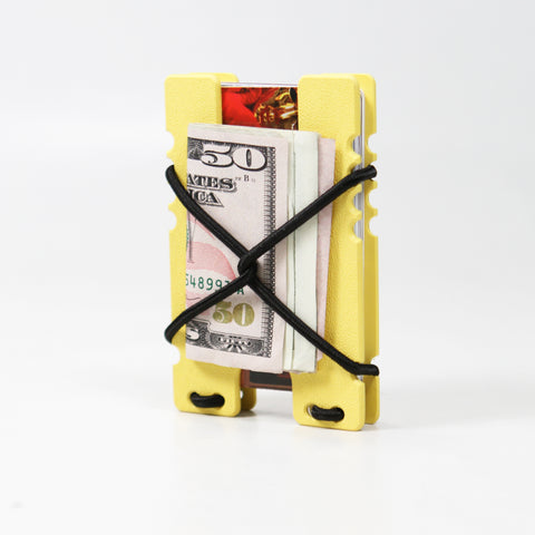 Kydex Shock Wallet -Lemon