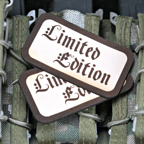 Limited Edition Limited Edition Morale Patch