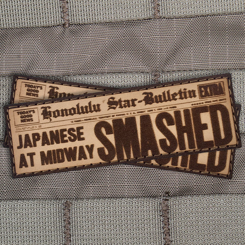 Battle of Midway Headline Morale Patch