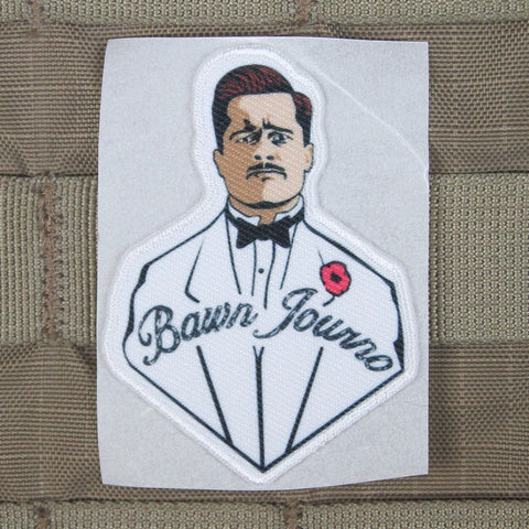 Mini Bawn Journo Sticker Patch