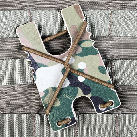Kydex Shock Wallet - MultiCam