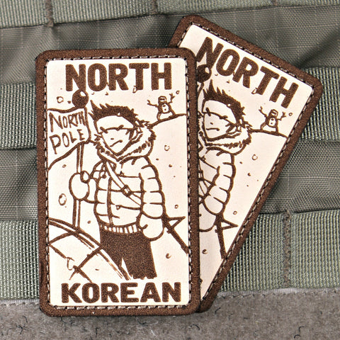 North Korean Limited Edition Morale Patch