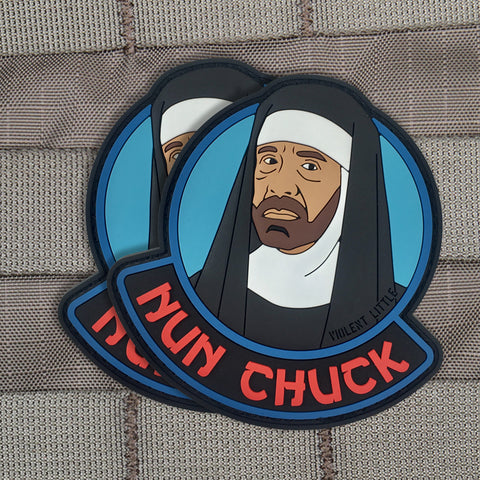 """Nun Chuck"" Morale Patch"