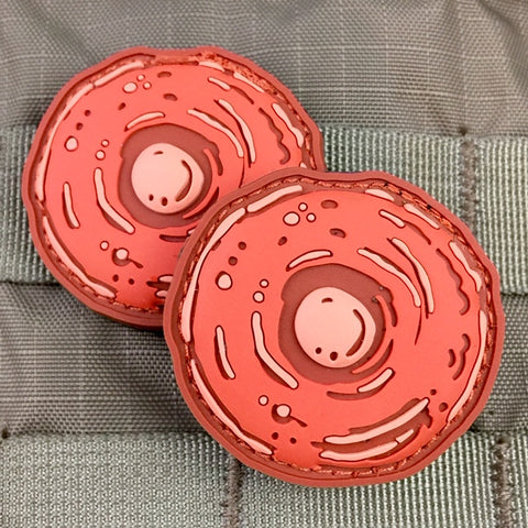Pepperoni-Style Nipple Patches