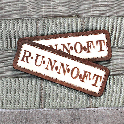 RUNNOFT Limited Edition Morale Patch