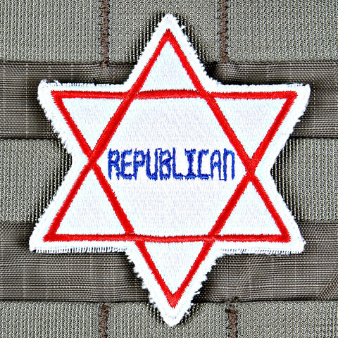 Republican Star Morale Patch