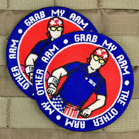 Rex Kwon Do Morale Patch