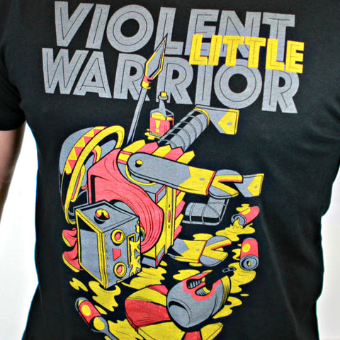 Violent Little Warrior T-Shirt