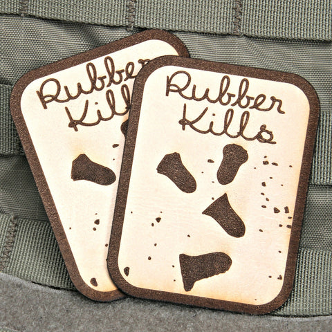 Rubber Kills Morale Patch