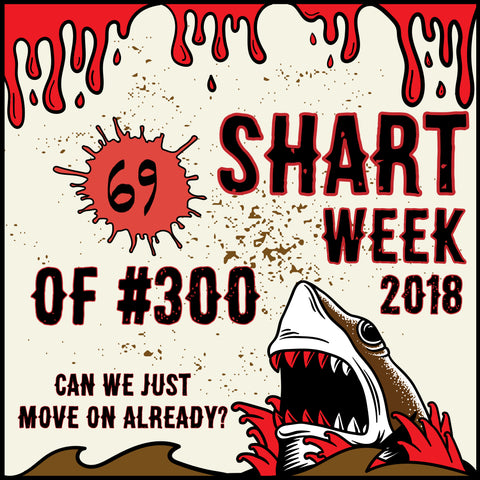 Shark Week 2018 Morale Patch