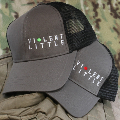 """Simply Violent Little"" Trucker"