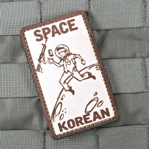 Space Korean Limited Edition Morale Patch
