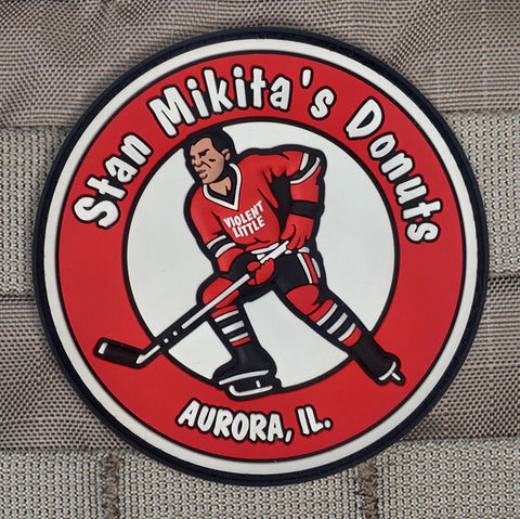 Stan Mikita's Donuts Morale Patch