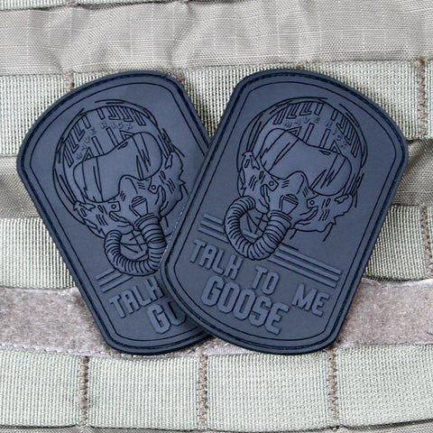 Talk To Me Goose Top Gun Morale Patch