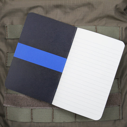 Thin Blue Line Memo Books
