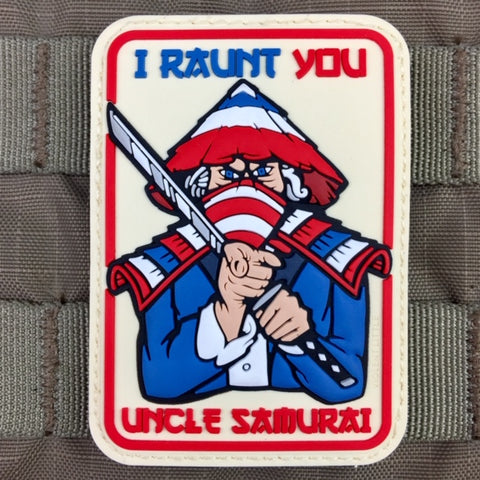 Uncle Samurai Morale Patch