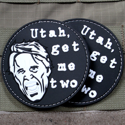 Get Me Two Busey Patch