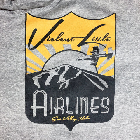 Violent Little Airlines Hoodie