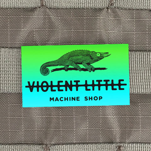 Violent Little Stickers- 5 Pack