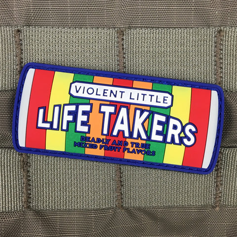 Violent Little Life Takers Morale Patch