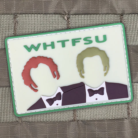 WHTFSU Step Brothers Morale Patch