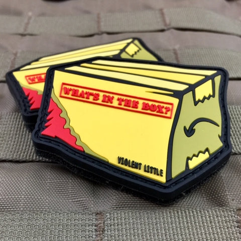 What's In The Box Morale Patch