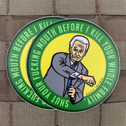 """Bob Barker"" Sticker"
