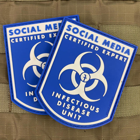 """Social Media Expert - Infectious Diseases"" Patch"